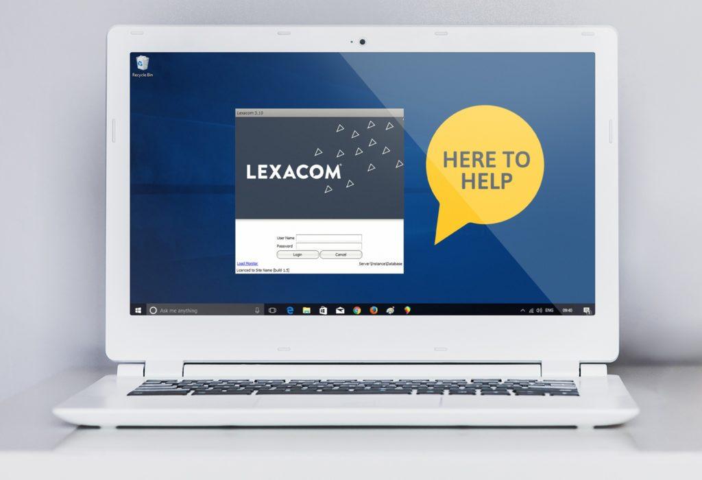 Lexacom support